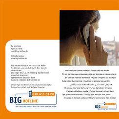BIG Hotline | BIG Hotline | Presseschau gegen Partnerschaftsgewalt | Scoop.it