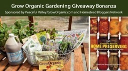 Peaceful Valley Gardening Bonanza Giveaway! | Annie Haven | Haven Brand | Scoop.it