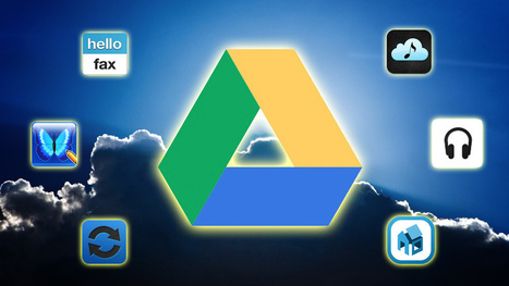 8 Extensions That Make Google Drive More Powerful Than Dropbox | 21st Century Technology Integration | Scoop.it