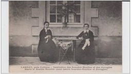 La question de l'éducation des Sourds-aveugles, Marie Heurtin. | Histoire, généalogie et sourds | Scoop.it