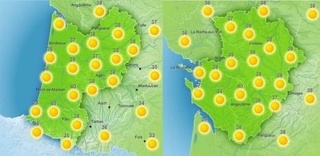 Canicule : pourquoi la chaleur est-elle à son maximum entre 16h et 18h ? | BABinfo Pays Basque | Scoop.it