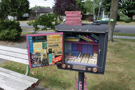 The Tragedy of the Commons Has Now Come to Little Free Libraries | Ebook and Publishing | Scoop.it