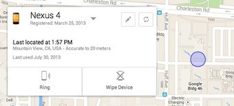 """Google to bring official """"Find my Phone"""" service to Android Device Manager ~ Techno2know   Technology   Scoop.it"""