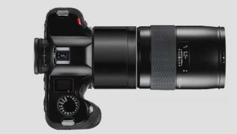 A Revolutionary All-Seeing Camera Lens That Puts the Lytro To Shame   Geek Tech   Scoop.it