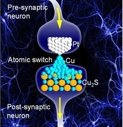 Building Artificial Brains: Nanotechology to Mimic Synapses | Social Foraging | Scoop.it