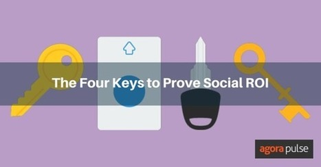 The Four Keys to Proving Return on Investment to Clients | Social Media, SEO, Mobile, Digital Marketing | Scoop.it
