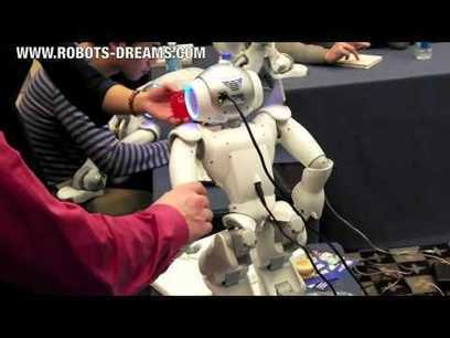 NAO Robot Vision System Recognition and Tracking | Post-Sapiens, les êtres technologiques | Scoop.it