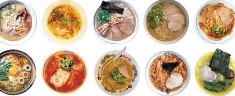 Ramen japonais, découvrez les au travers des spécialités régionales   Un Gaijin au Japon   Voyager au japon   Scoop.it