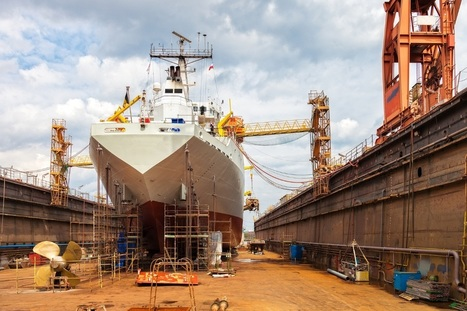Safe and Sound Over Waters: When are Ship Repair Services Needed? | Central Machine and Marine | Scoop.it