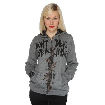 Don't Open Dead Inside Hoodie | Vidi Fashion Factory (VIFF) | Scoop.it