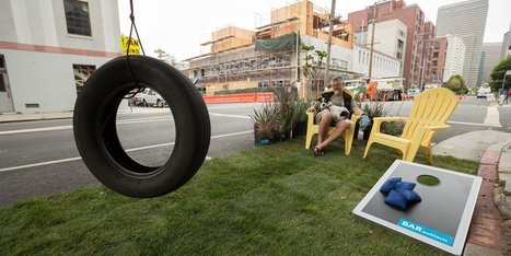 Photos: The Most Awesome PARK(ing) Day Spots | Fixed App News | Scoop.it