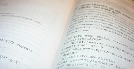 5 libros para aprender a programar (y enseñar a tus alumnos) - Educación 3.0   Tecnologías educativas XXI   Scoop.it