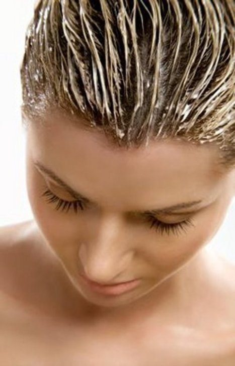 6 Best Homemade Hair Masks For Damaged Hair   fitindia   Scoop.it