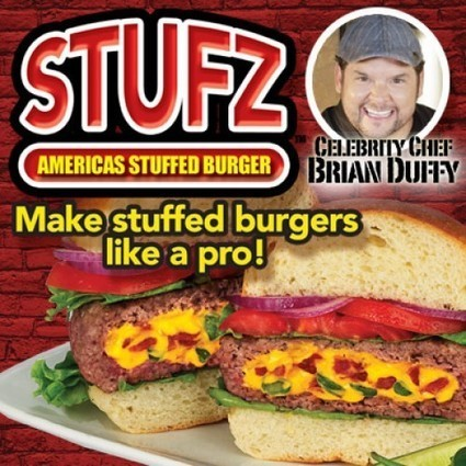 Stufz Stuffed Burger Maker - As Seen on TV [REVIEWS] | Revyolo - product reviews | Scoop.it
