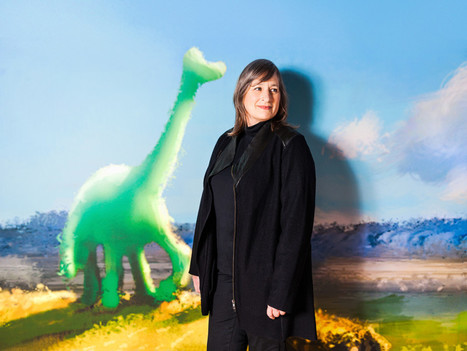 How The Good Dinosaur Got Its Stunning Scenery | Technological Sparks | Scoop.it