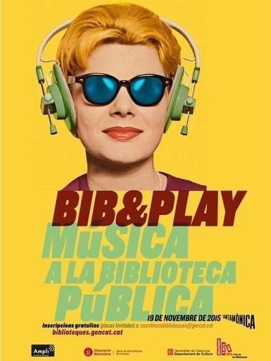 Bib&play : la musique en bibliothèque publique : retour sur la journée d'étude du 19 novembre à Barcelone | ACIM | -thécaires | Espace musique & cinéma | Scoop.it