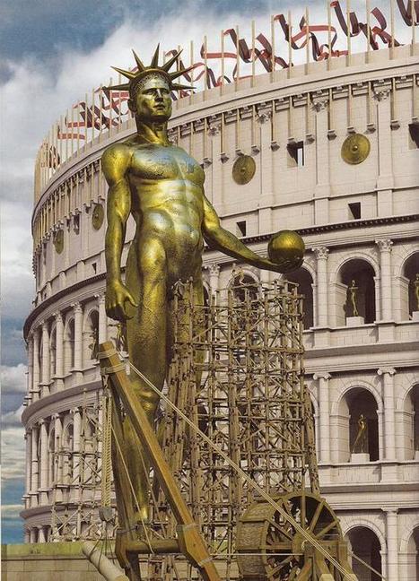 La Antigua Roma en 3D | Cultura Clásica 2.0 | Scoop.it