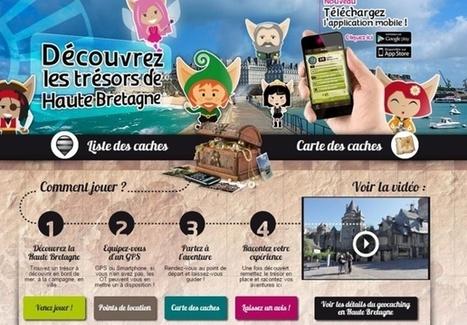 Le CDT Haute-Bretagne mise sur l'interactivité avec ses visiteurs   Clic France   Scoop.it