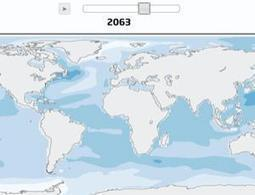 New map pinpoints cities to avoid as sea levels rise | GIS in Education | Scoop.it