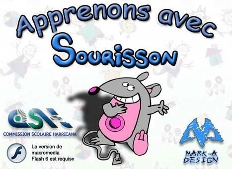 Apprenons avec Sourisson | FLE enfants | Scoop.it