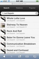 Grooveshark Launches iPhone App in Face of Major Label Lawsuits | Evolver.fm | Kill The Record Industry | Scoop.it