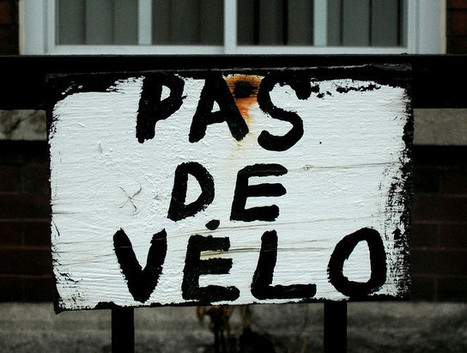 """Le vélo réclame """"une expertise aussi pointue que les aménagements routiers"""" - Club Technique - Lagazette.fr   Technique Histoire Enjeux contemporains   Scoop.it"""
