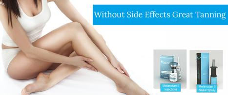 Wie gebräunte Haut, ohne Nebenwirkungen zu bekommen! | Melanotan Kaufen | Scoop.it