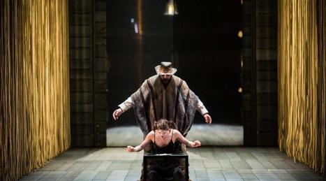A l'opéra de Rennes, L'ombre de Venceslao, déroutant, envoûtant | Opéra de Rennes | Scoop.it