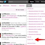 4 easy steps to creating a Twitter list from your conference backchannel - Alexandra Samuel | Using Twitter effectively | Scoop.it