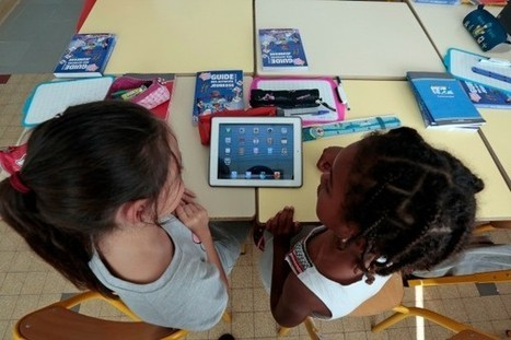 Les Inrocks - Pourquoi l'Education nationale patine sur le numérique | Ressources pour les TICE en primaire | Scoop.it