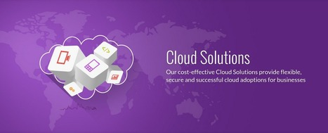 Cloud Computing | Cloud Server Solutions | Cloud Solutions | CarmatecInc | Software Solutions | Scoop.it