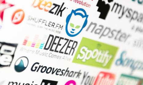Spotify, Deezer, Soundcloud, Apple Music… | Playlist | Scoop.it