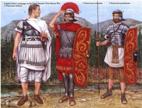 LEGIO VII CLAUDIA: Veteranos de las Guerras Dacias V | Mundo Clásico | Scoop.it