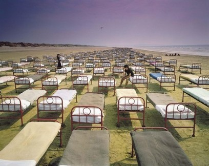Surreal album cover photography by the late Storm Thorgerson - Lost At E Minor: For creative people | Strange and Unusual | Scoop.it