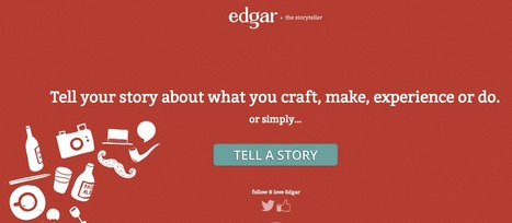 Edgar - For Web-Based Storytelling | Developing the writer | Scoop.it