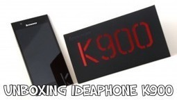 Unboxing Lenovo IdeaPhone K900 | PgunMan | Monhardware.fr | Scoop.it