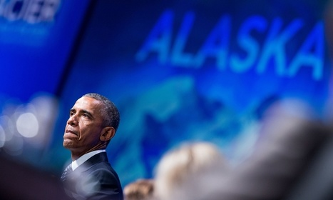Barack Obama in Alaska: global fight against climate change starts here | Sustainable imagination | Scoop.it