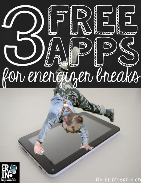 3 Free Apps for Energizer Breaks on the iPad - Erintegration | iPads, MakerEd and More  in Education | Scoop.it