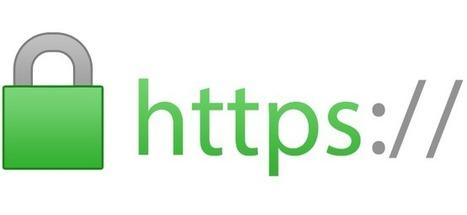 Google va bientôt signaler les sites non sécurisés HTTPS visités via Chrome | creation de sites web | Scoop.it