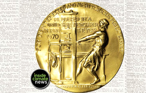 Le Pulitzer récompense un media on line aux Etats-Unis | Les médias face à leur destin | Scoop.it