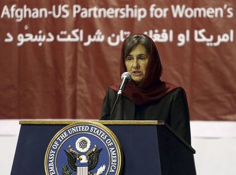 Afghanistan's first lady dares the world to view her country differently | Frauen, Sexualität und Gleichberechtigung | Scoop.it