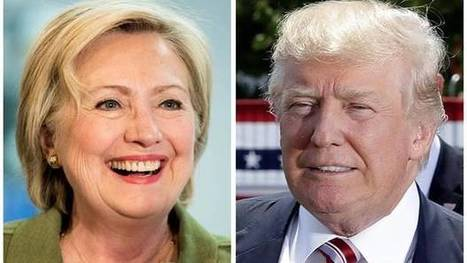 Trump vs. Clinton: Where they stand on theissues   Géopolitique des Amériques   Scoop.it