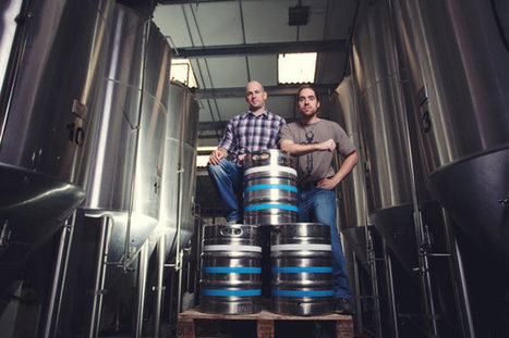 BrewDog: How two men and a dog made a fortune from better beer | Economics News and Views | Scoop.it