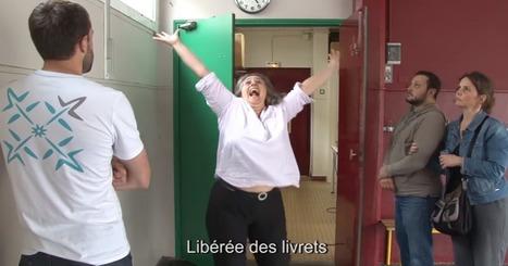 'Libérée des livrets', la reprise hilarante d'une prof de 'Libérée, délivrée' | Strictly pedagogical | Scoop.it
