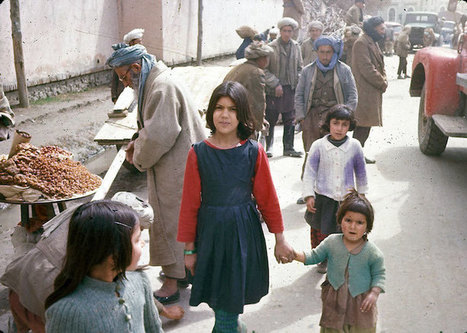 Insightful Photos of 1960s Afghanistan Reveal What Life Was Like Before the Taliban | Le It e Amo ✪ | Scoop.it