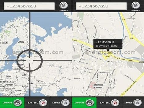 Top 1 Spy Cell Phone Tracker App For Droid !!!   Phone Tracker Pro   Scoop.it