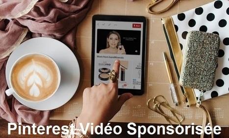 Pinterest se lance désormais dans la publicité vidéo | Référencement internet | Scoop.it