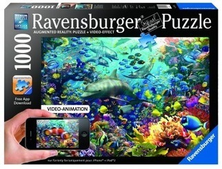 Augmented Reality Puzzles | App-Enabled Puzzles » Hot Christmas Toys 2012 | All about Augmented Reality | Scoop.it