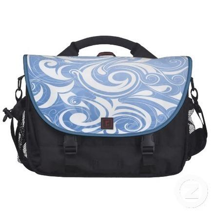 blue and white , laptop cases   Adriane Designs   Scoop.it