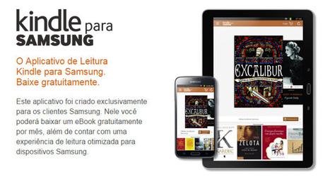 Excalibur – histórias de reis, magos e távolas redondas no Kindle for Samsung   Ficção científica literária   Scoop.it
